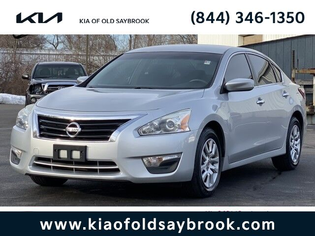 2013 Nissan Altima 2.5 S Old Saybrook CT