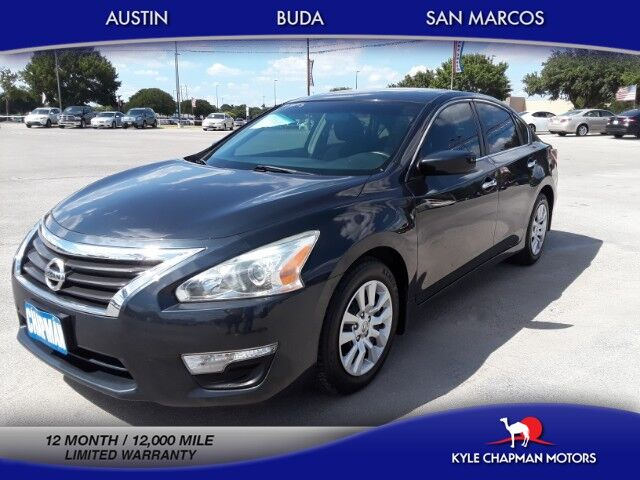 2013 Nissan Altima 2.5 S-PUSH START-CD-AUX