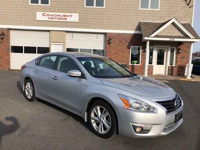 2013 Nissan Altima 2.5 SL East Windsor CT