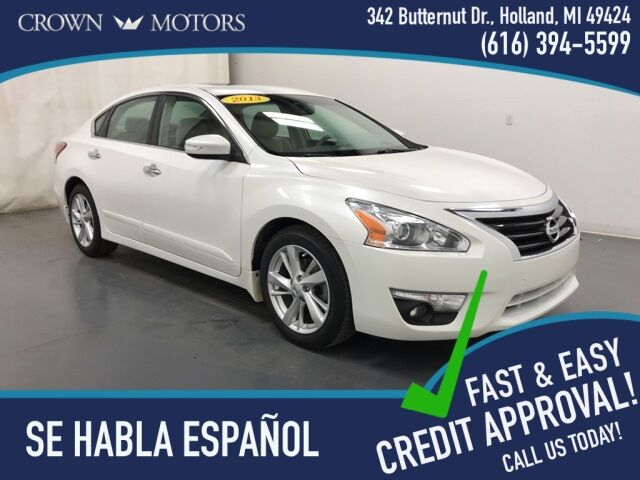 2013 Nissan Altima 2.5 SL Holland MI
