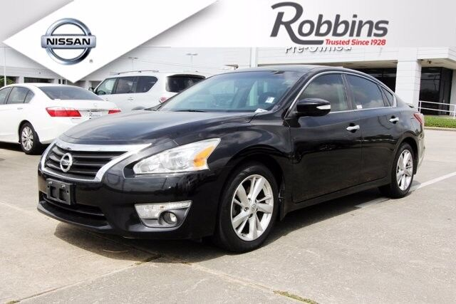 2013 Nissan Altima 2.5 SL Houston TX