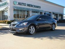 Nissan Altima 2.5 SL, LEATHER, SUNROOF, BACK UP CAMERA, AUXILIARY INPUT, BLUETOOTH CONNECTION, SATELLITE RADIO 2013