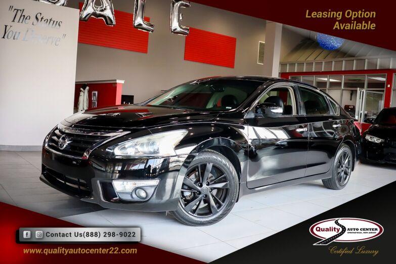 2013 Nissan Altima 2.5 SL Technology Package Springfield NJ