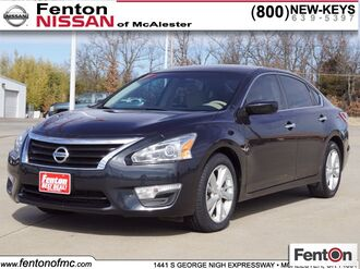 2013_Nissan_Altima_2.5 SV_ McAlester OK