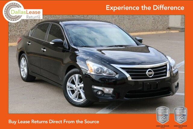 2013 Nissan Altima 2.5 SV Dallas TX