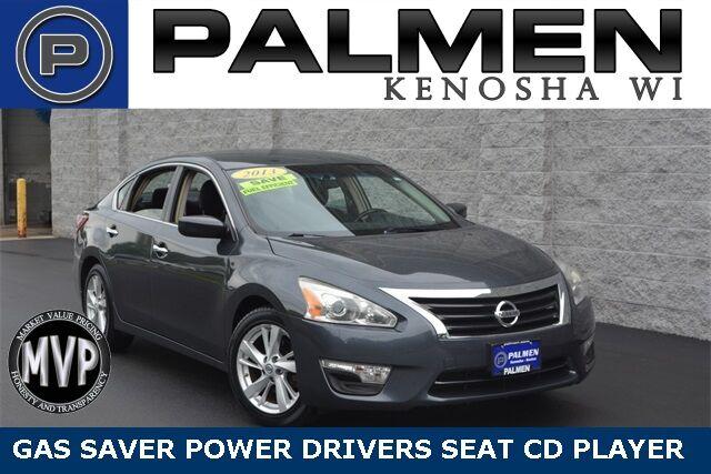 2013 Nissan Altima 2.5 SV Racine WI