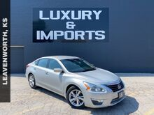 2013_Nissan_Altima_2.5 SV_ Leavenworth KS