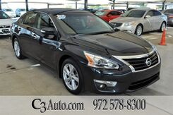 2013_Nissan_Altima_2.5 SV_ Plano TX