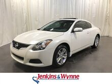2013_Nissan_Altima_2dr Cpe I4 2.5 S_ Clarksville TN