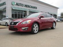 2013_Nissan_Altima_3.5 SV ***Navigation Pkg***  2.5L 4CYL AUTOMATIC, NAVIGATION,  SUNROOF, BLUETOOTH CONNECTION_ Plano TX