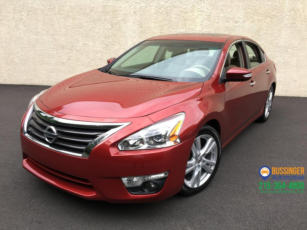 2013 Nissan Altima 3.5 V6 - SL Feasterville PA