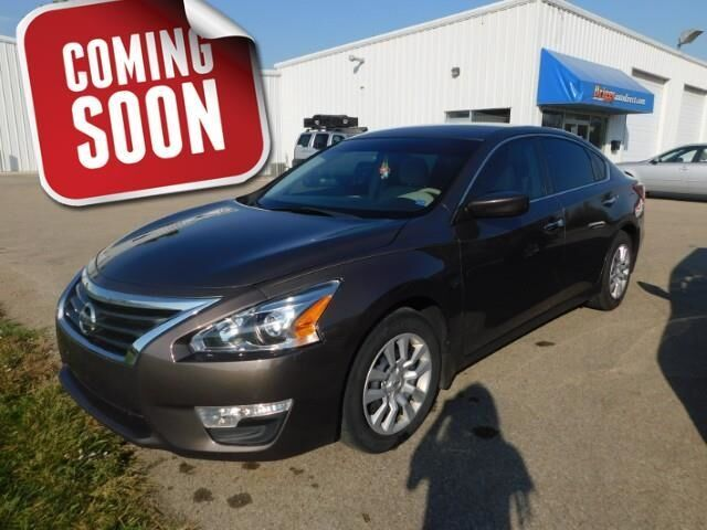 2013 Nissan Altima 4dr Sdn I4 2.5 Manhattan KS