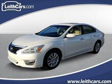 2013_Nissan_Altima_4dr Sdn I4 2.5 S_ Cary NC