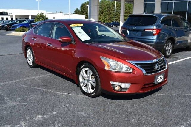 2013 Nissan Altima 4dr Sdn V6 3.5 S Rocky Mount NC