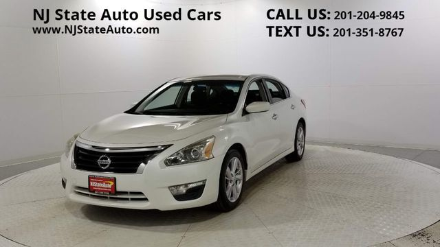 2013 Nissan Altima 4dr Sedan I4 2.5 SV Jersey City NJ
