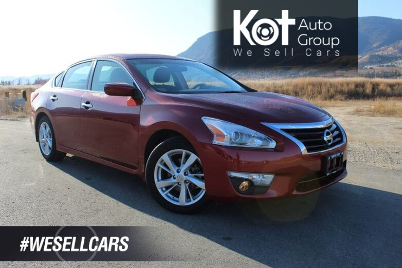 2013 Nissan Altima SV, One Owner, Low Km's Penticton BC