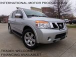2013 Nissan Armada *1-Owner,0-Accident** SL