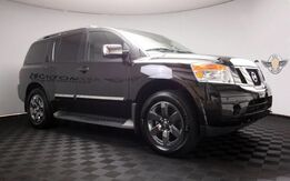 2013_Nissan_Armada_Platinum 4WD DVD,Navigation,Camera,Rear AC,3ROW_ Houston TX