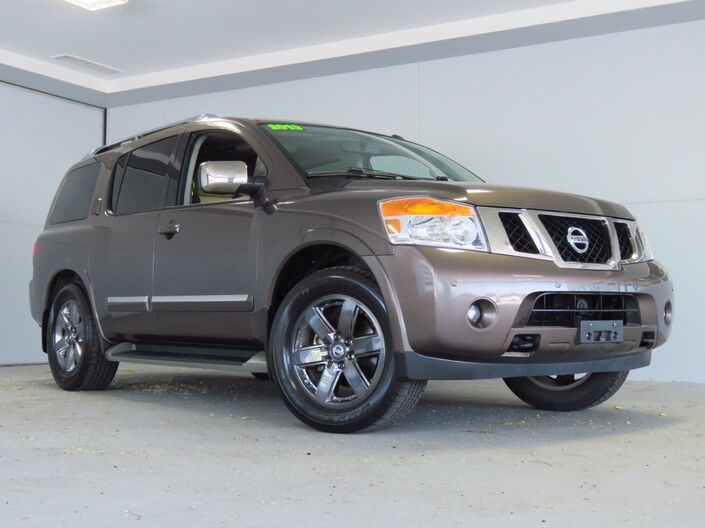2013 Nissan Armada Platinum Merriam KS