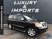 2013_Nissan_Armada_SL_ Leavenworth KS