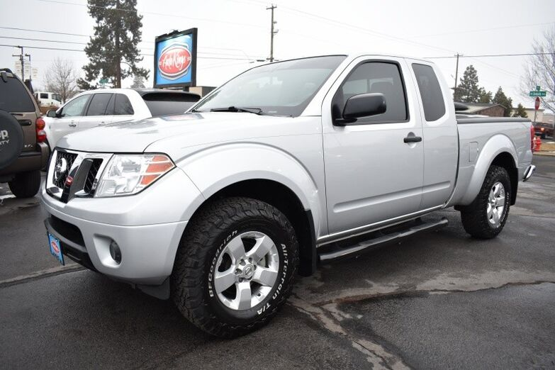 2013 Nissan Frontier 4WD King Cab SV Bend OR