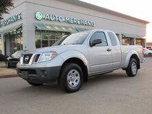 Nissan Frontier S King Cab 2WD  BLUETOOTH CONNECTION, AUXILIARY INPUT, BEDLINER, CRUISE CONTROL, CD PLAYER 2013