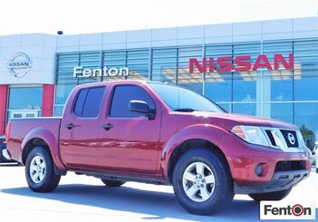 2013_Nissan_Frontier_SV CREW CAB - ONE OWNER CLEAN CAR FAX_ Ardmore OK
