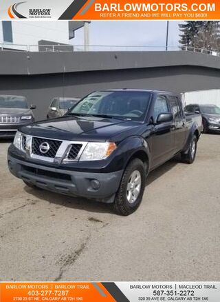 2013_Nissan_Frontier_SV_ Calgary AB