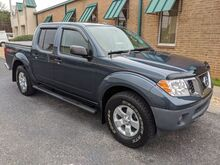 2013_Nissan_Frontier_SV Crew Cab 4WD_ Knoxville TN