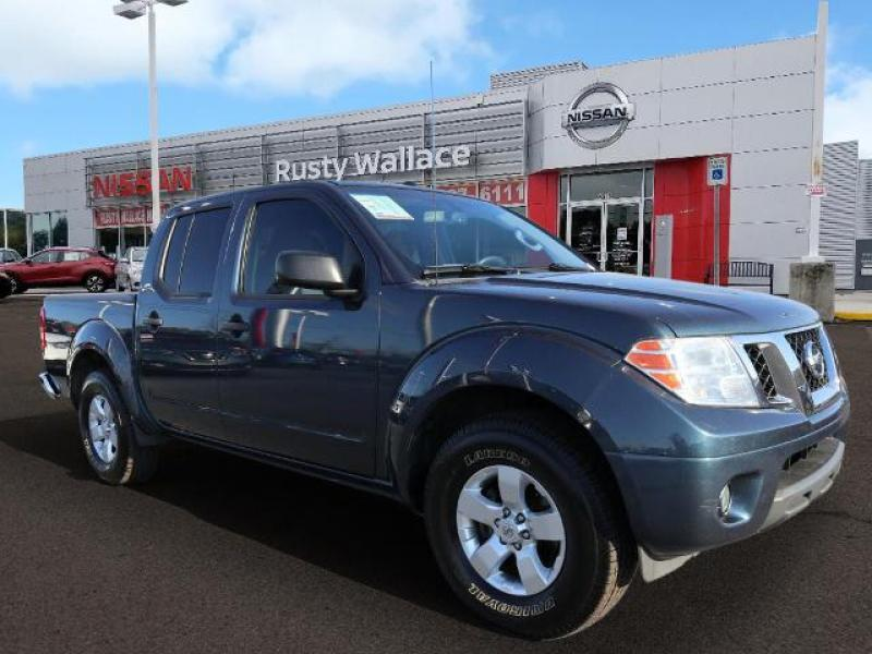 2013 Nissan Frontier SV Knoxville TN