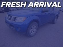 2013_Nissan_Frontier_SV_ Mission TX