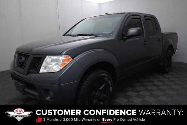2013 Nissan Frontier SV Puyallup WA