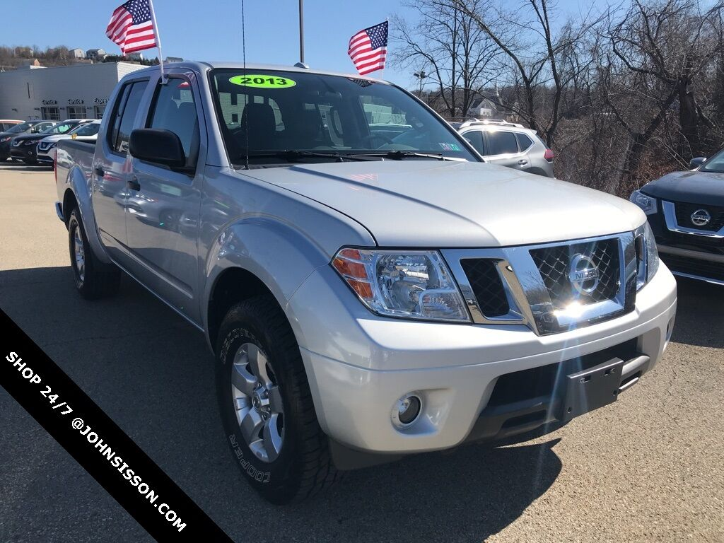 2013 Nissan Frontier SV Washington PA