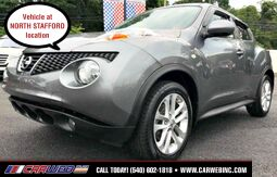 2013_Nissan_JUKE_SL AWD_ Fredricksburg VA