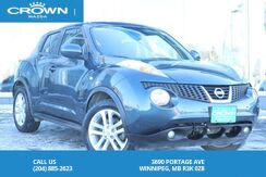 2013_Nissan_JUKE_SL AWD *Local/One Owner/Navigation*_ Winnipeg MB