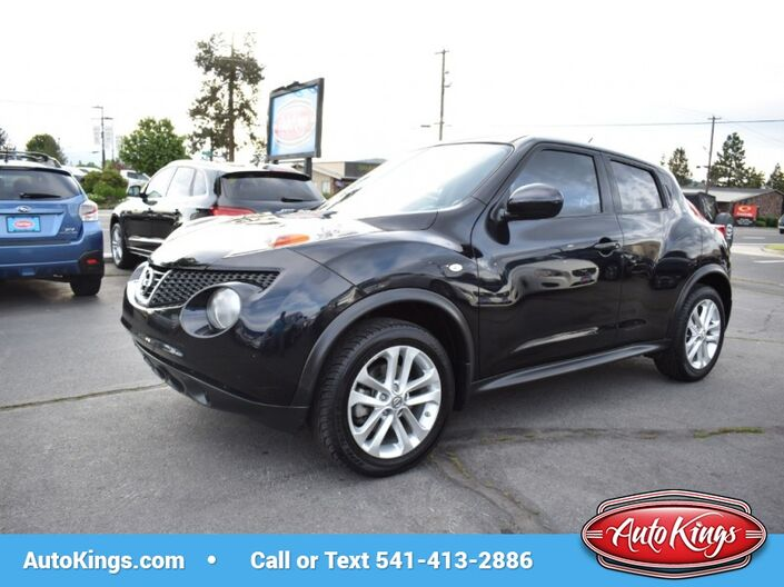 2013 Nissan JUKE SV AWD Bend OR