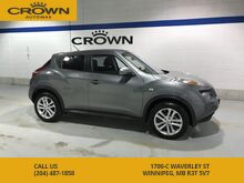 2013_Nissan_JUKE_SV **AWD** Turbo **2 Tone Interior** Local Manitoba Car**_ Winnipeg MB