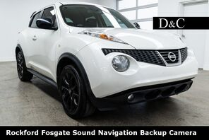 2013_Nissan_Juke_SL Rockford Fosgate Sound Navigation Backup Camera_ Portland OR