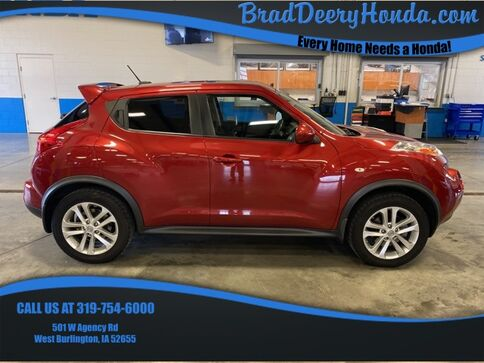 2013_Nissan_Juke_SL_ West Burlington IA