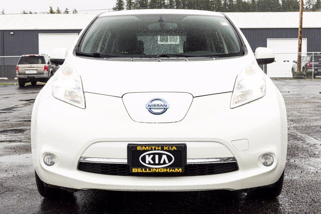 2013 Nissan LEAF SL Burlington WA