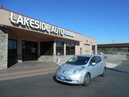 2013_Nissan_LEAF_SL_ Colorado Springs CO