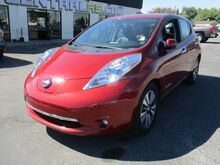 2013_Nissan_LEAF_SL_ Murray UT