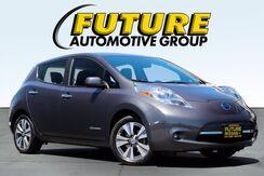 2013_Nissan_LEAF_SL_ Roseville CA