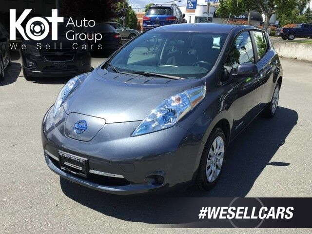 2013 Nissan LEAF SV! NO MORE GAS! PERFECT VICTORIA CAR! $3000 SCRAP IT TICKET! Victoria BC