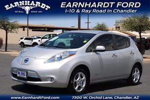 2013_Nissan_LEAF_SV_ Phoenix AZ
