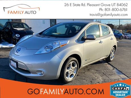 2013 Nissan LEAF SV Pleasant Grove UT