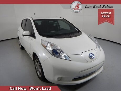 2013_Nissan_LEAF_SV_ Salt Lake City UT