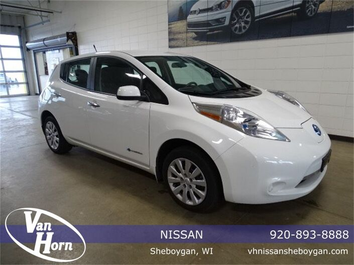 2013 Nissan Leaf S Plymouth WI