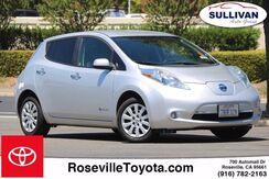 2013_Nissan_Leaf_S_ Roseville CA