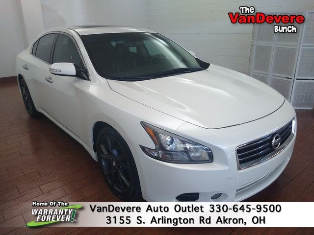 2013 Nissan Maxima 3.5 SV Akron OH
